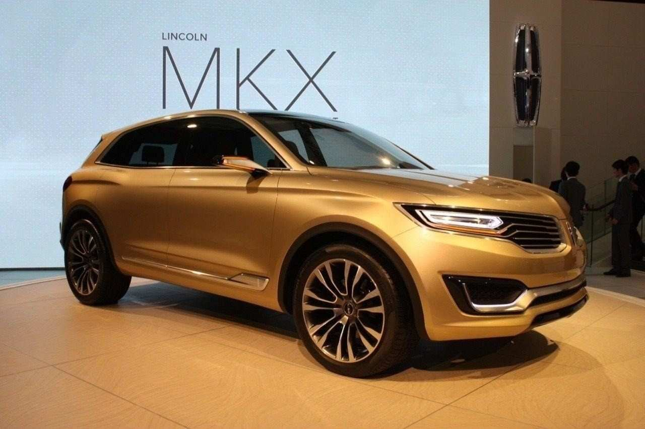 23 Best 2019 Lincoln Mkx At Beijing Motor Show Wallpaper