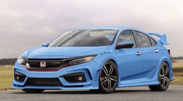 23 Best 2020 Honda Civic Type R Exterior