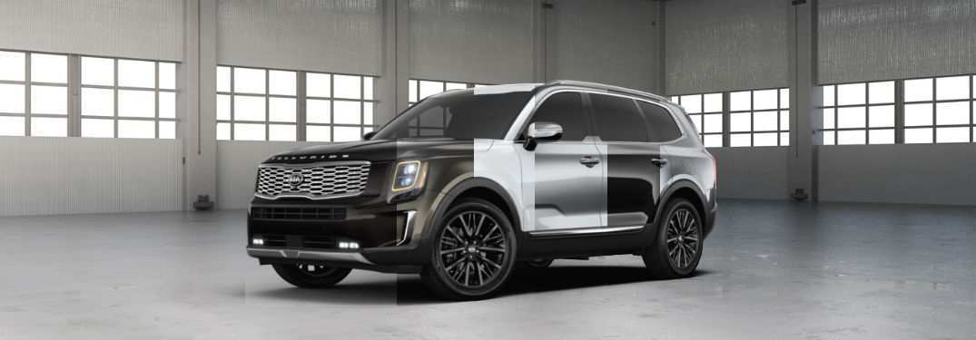 23 Best 2020 Kia Telluride Black Copper Price And Review