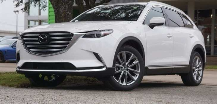 23 Best 2020 Mazda Cx 9 Rumors Spy Shoot