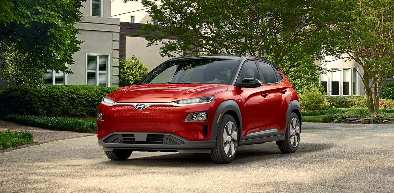 23 Best Hyundai Kona Ev 2020 Spy Shoot