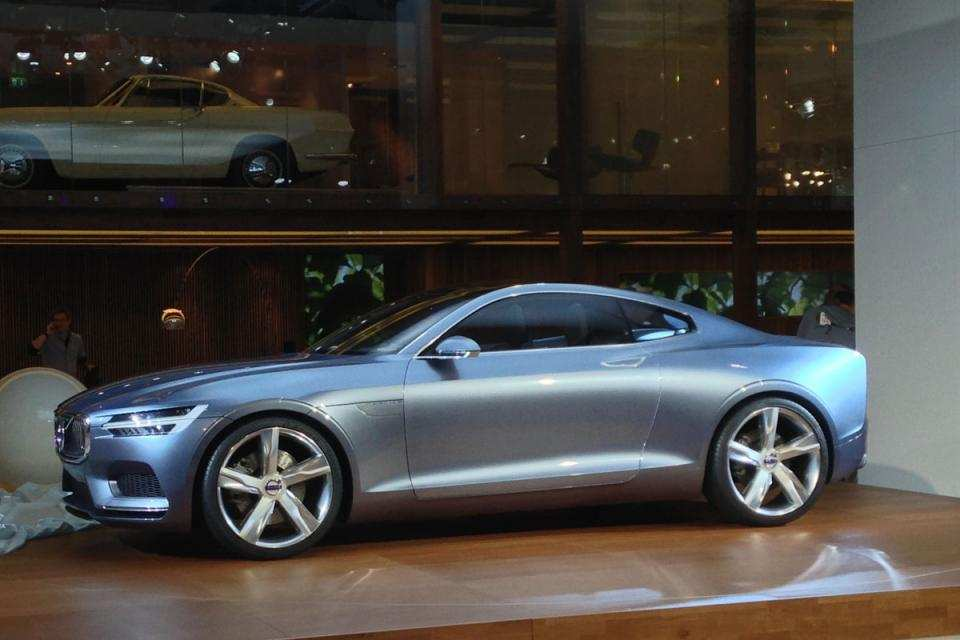 23 Best Volvo Coupe 2019 Release Date And Concept