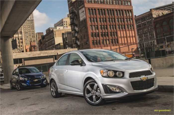 23 New 2019 Chevy Sonic Ss Ev Rs Spesification