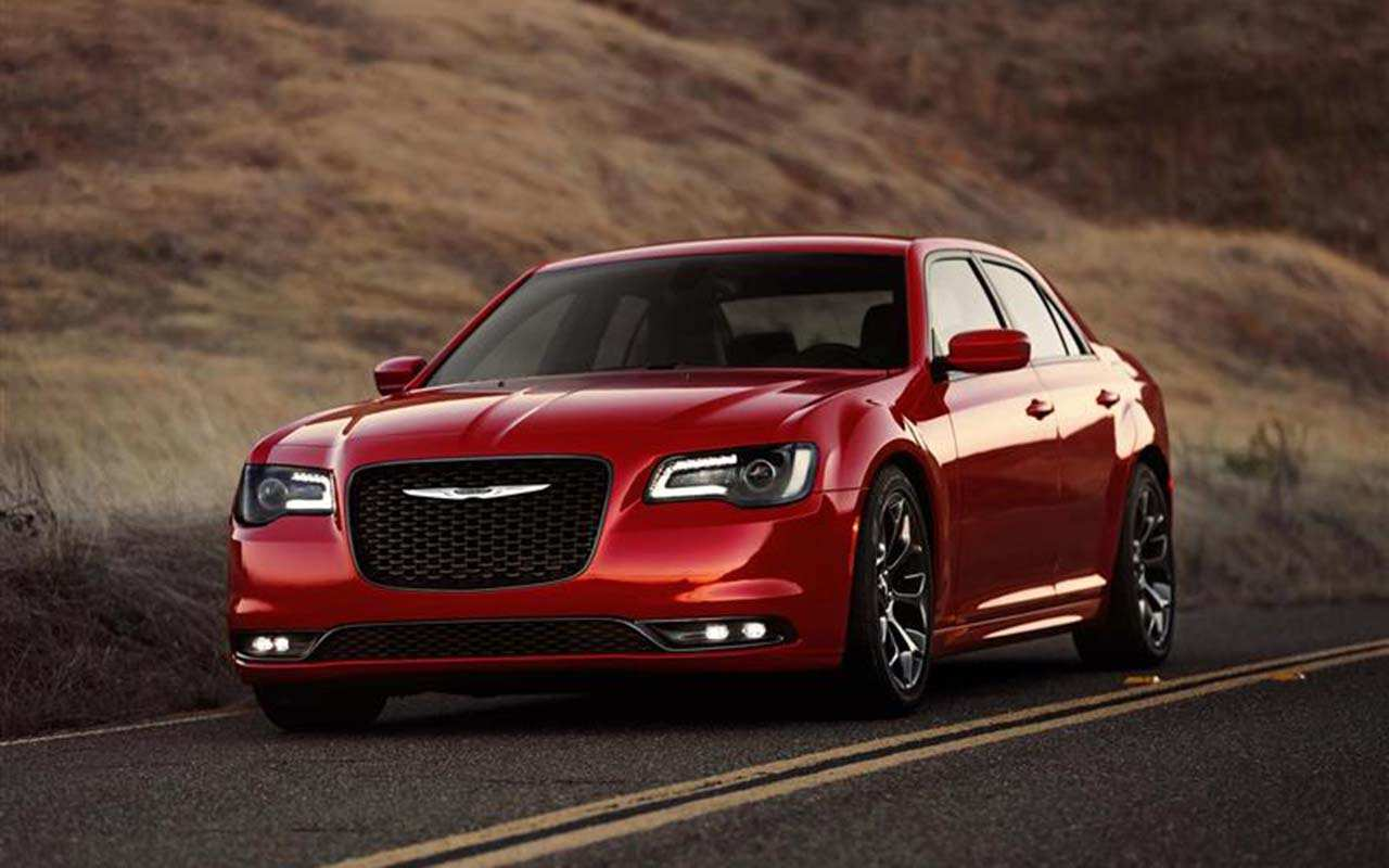 23 New 2019 Chrysler 300 Srt 8 Overview