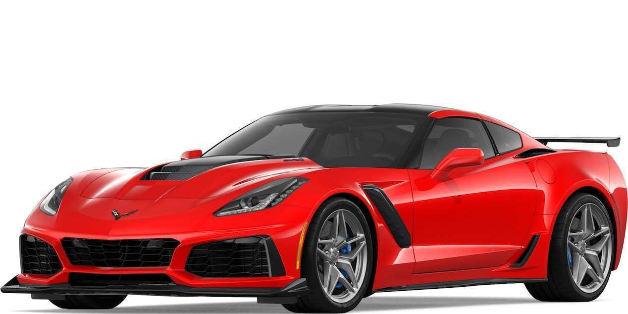 23 New 2019 Corvette ZR1 Engine