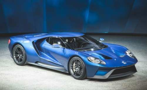 23 New 2019 Ford Gt Supercar Speed Test