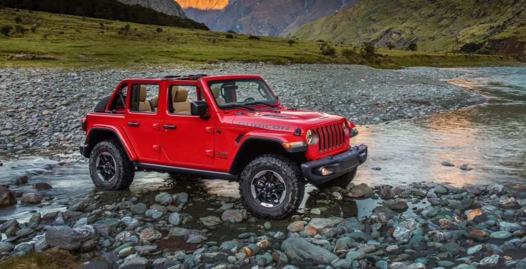23 New 2019 Jeep Jl Colors Wallpaper