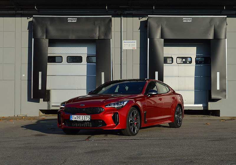 23 New 2019 Kia Gt Coupe Reviews