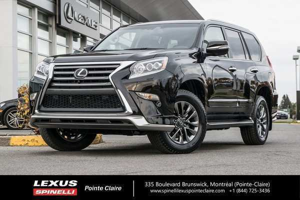 23 New 2019 Lexus GX 460 Concept And Review