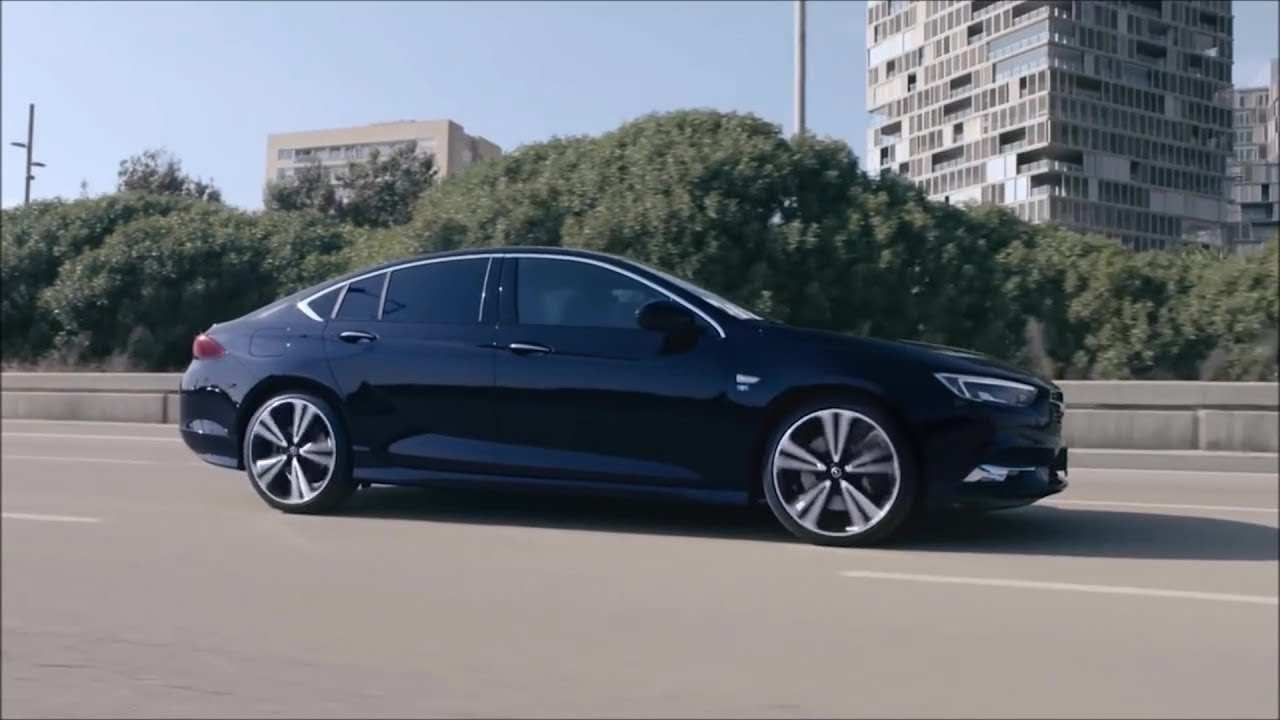 23 New 2019 New Opel Insignia Research New