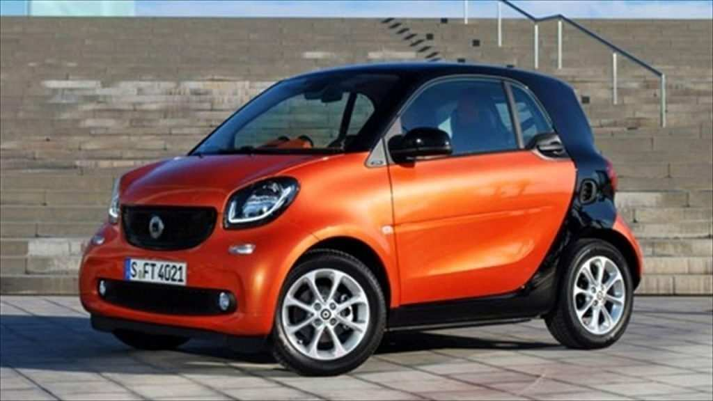 23 New 2019 Smart Fortwos Spesification