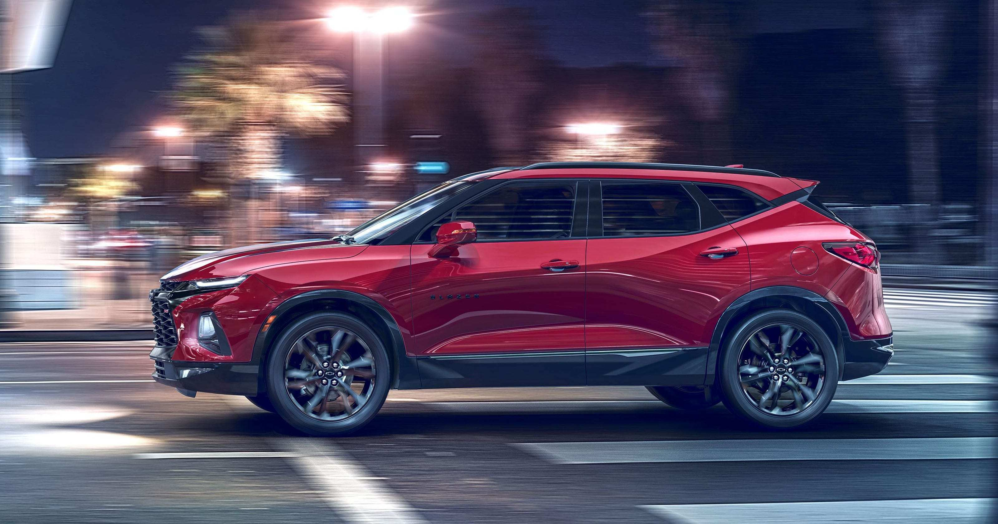 23 New 2019 The Chevy Blazer Model