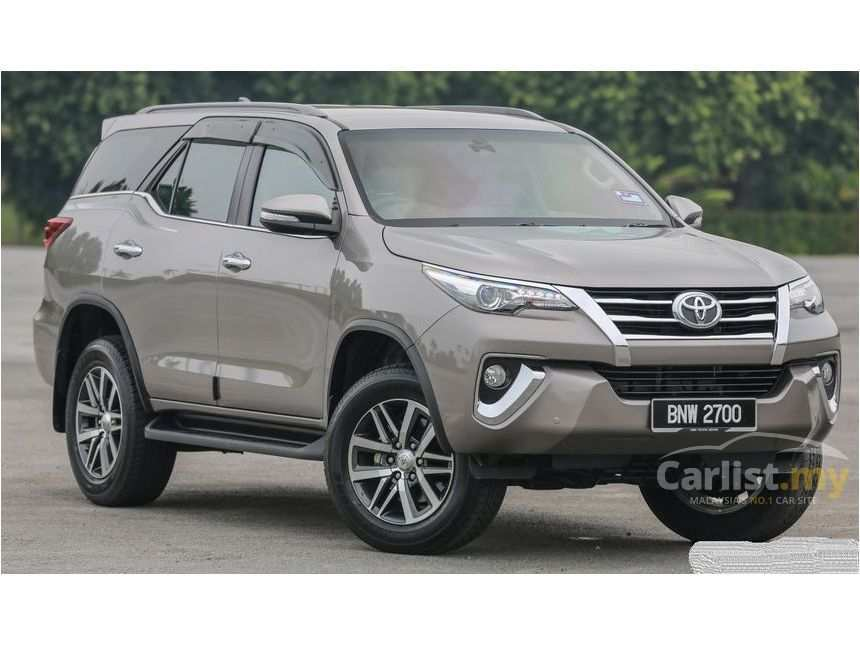 23 New 2019 Toyota Fortuner Model
