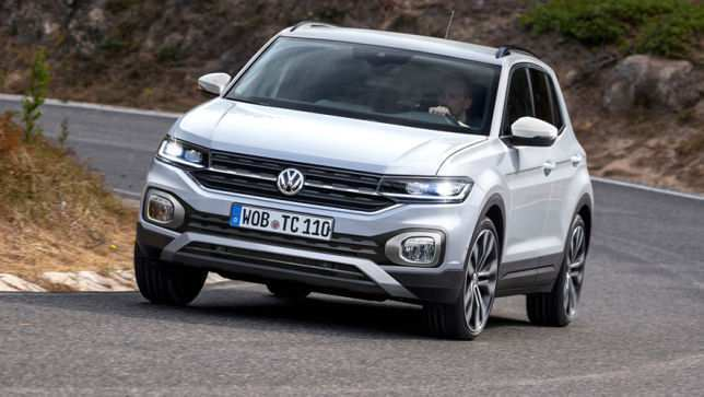 23 New 2019 Volkswagen Cross Redesign And Review