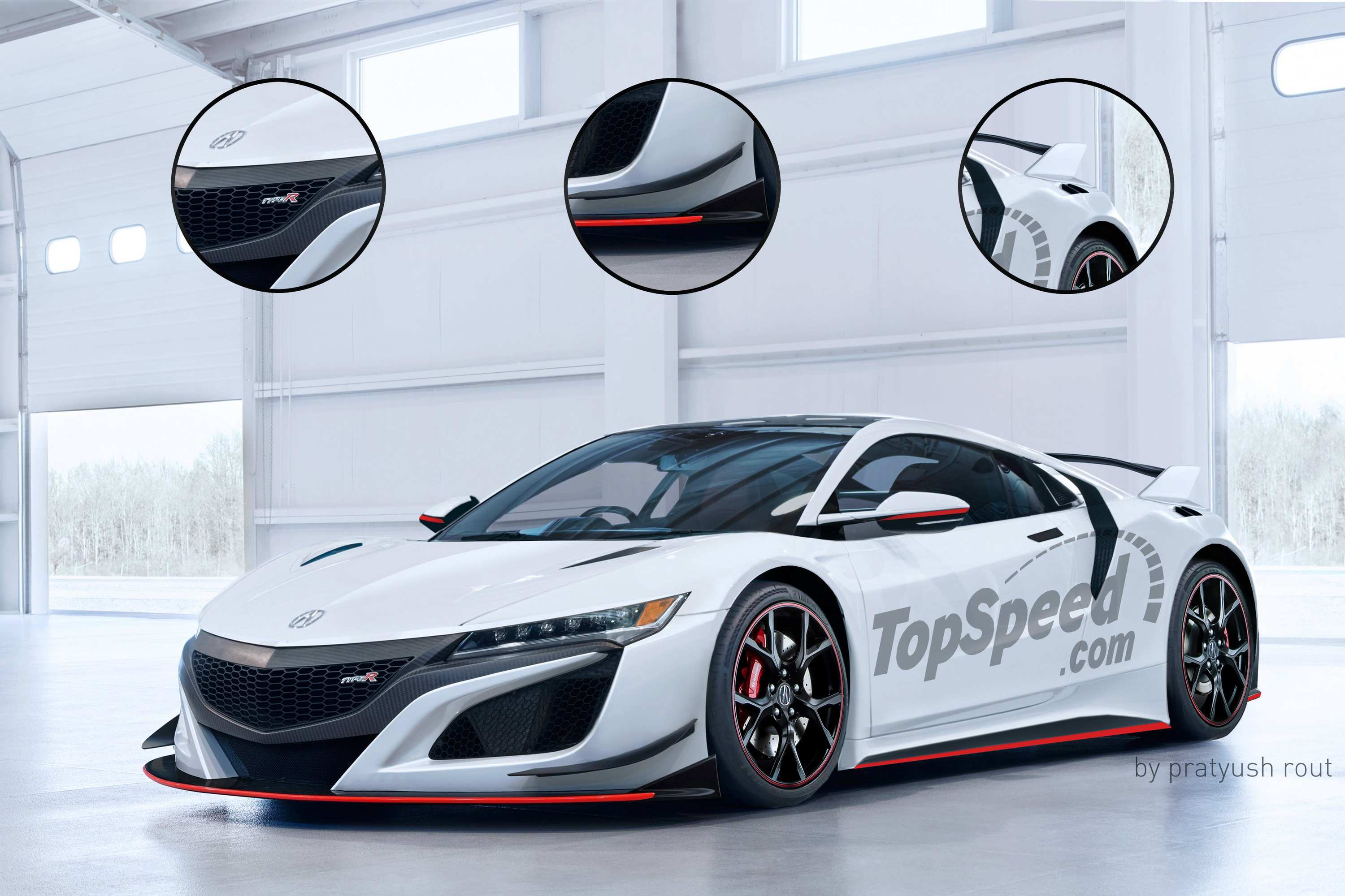 23 New 2020 Acura Nsx Type R Redesign And Review