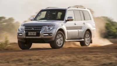 23 New 2020 All Mitsubishi Pajero Engine
