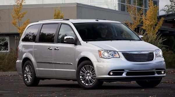 23 New 2020 Chrysler Town Country First Drive