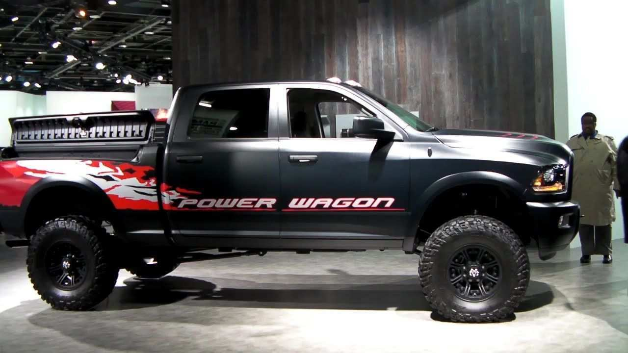 23 New 2020 Dodge Power Wagon Wallpaper
