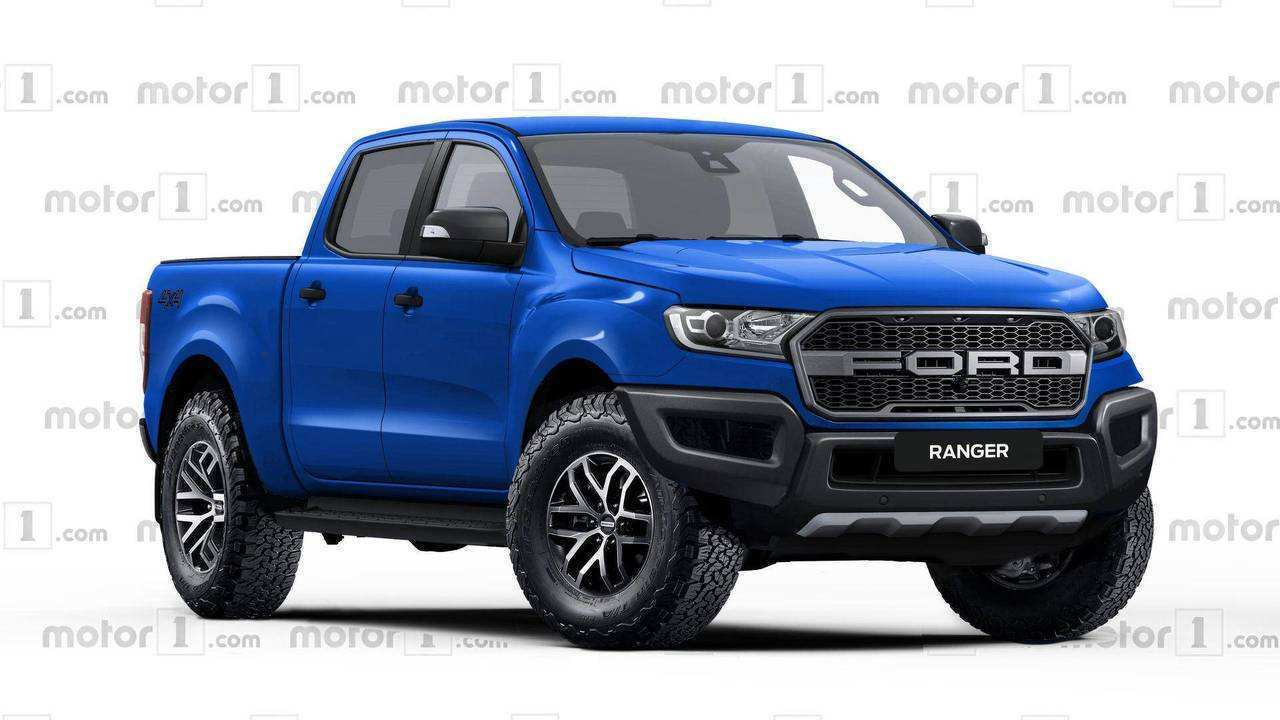 23 New 2020 Ford Ranger Usa Speed Test