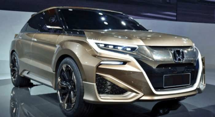 23 New 2020 Honda Crosstour Wallpaper