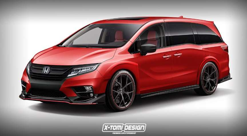 23 New 2020 Honda Odyssey Overview