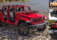 2020 Jeep Gladiator Engine Options
