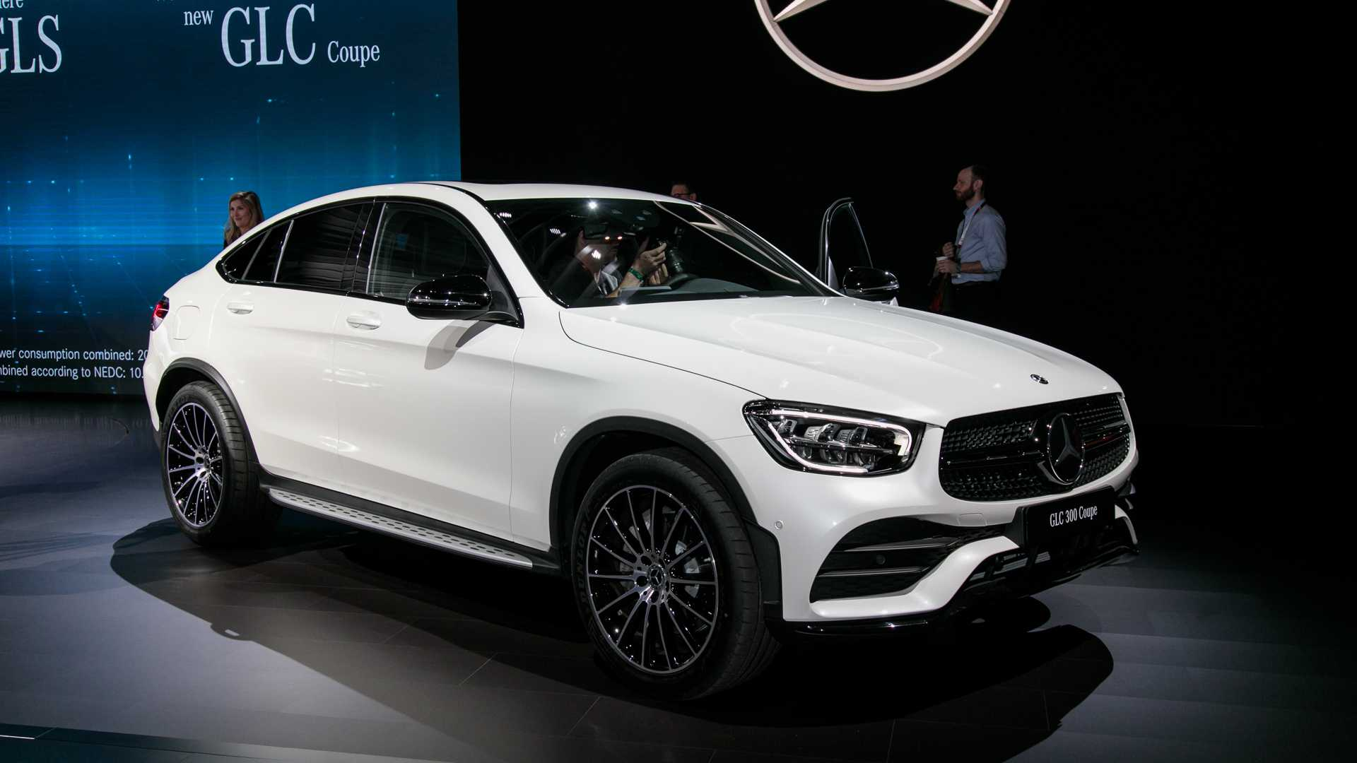 23 New 2020 Mercedes Glc New Concept