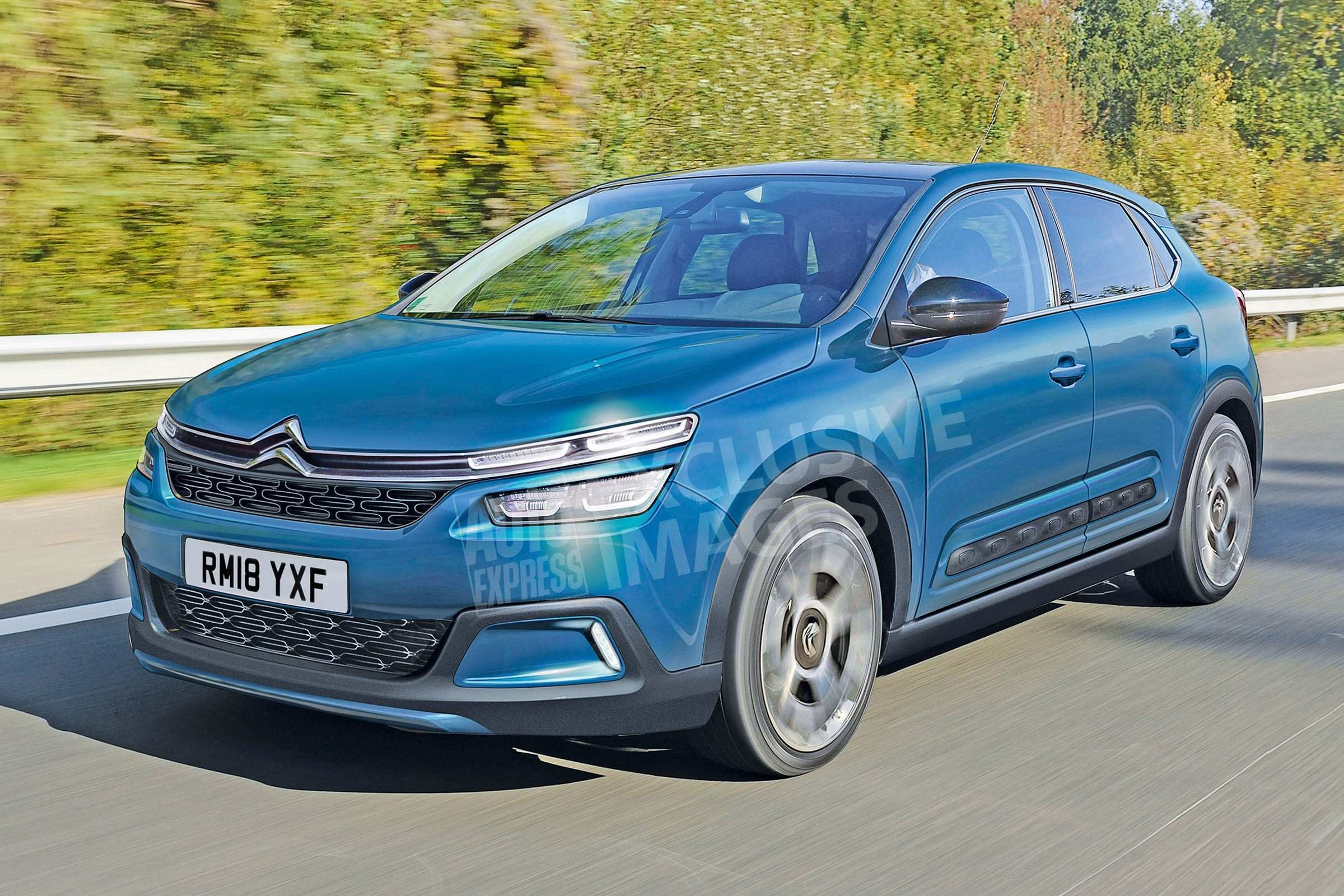 23 New 2020 New Citroen C4 Redesign