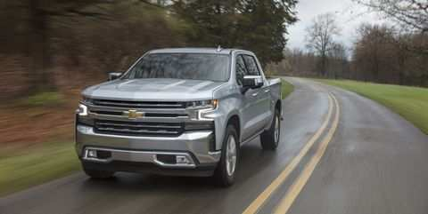 23 New 2020 Silverado 1500 Diesel Interior