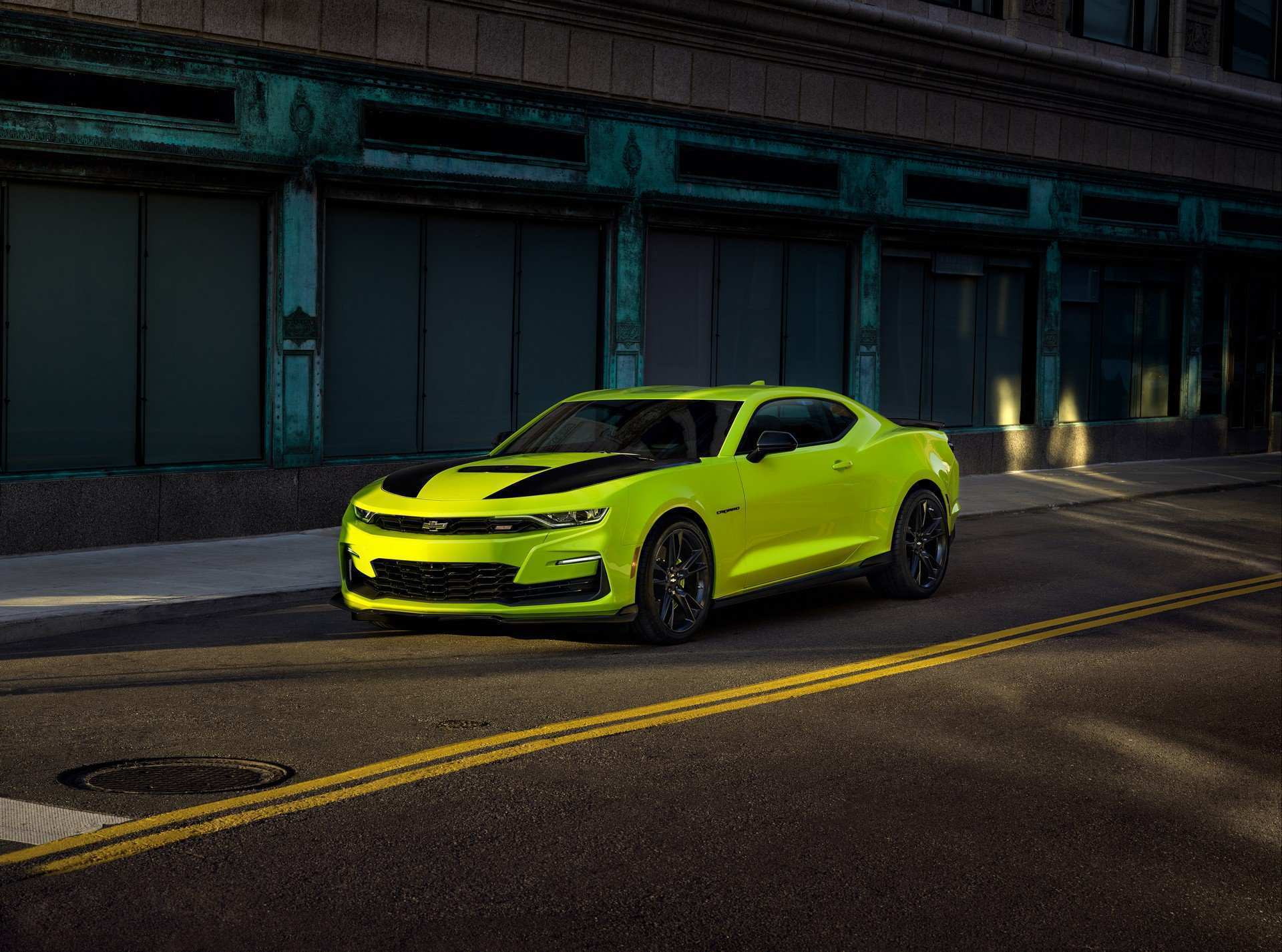23 New 2020 The Camaro Ss Concept And Review