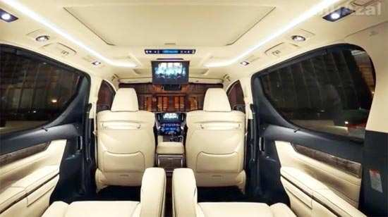 23 New 2020 Toyota Alphard Model