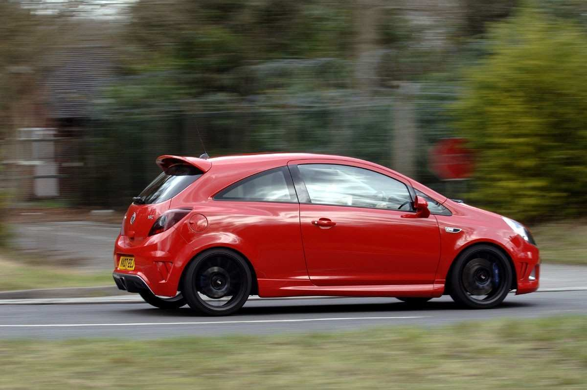 23 New 2020 VauxhCorsa VXR Wallpaper