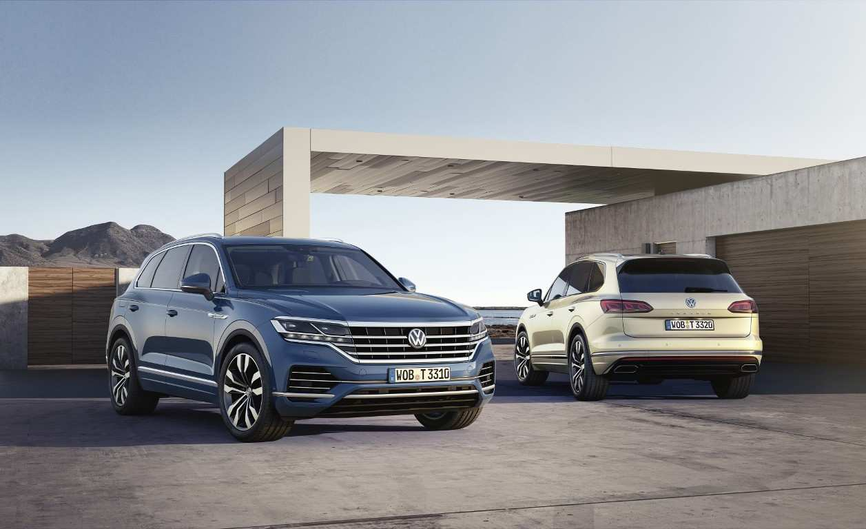 23 New 2020 Volkswagen Touareg New Review
