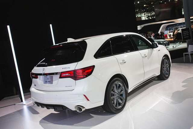 23 New All New Acura Mdx 2020 Concept And Review