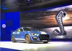 Ford Mustang 2020 Gt500