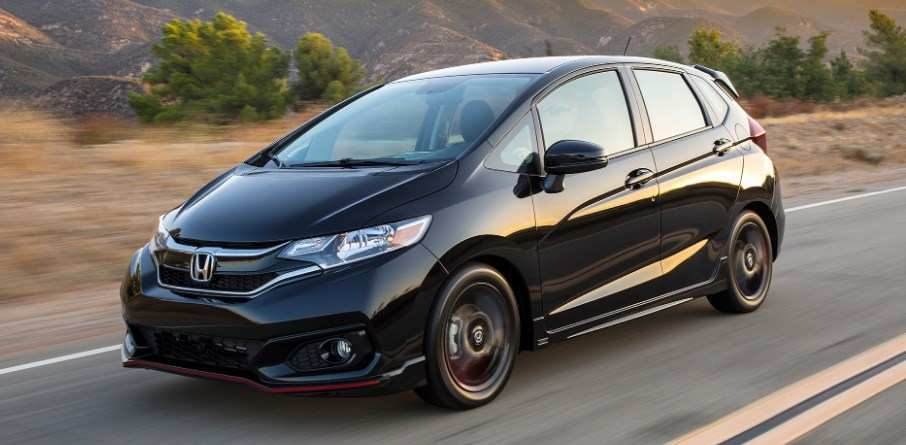 23 New Honda Fit Redesign 2020 Spy Shoot