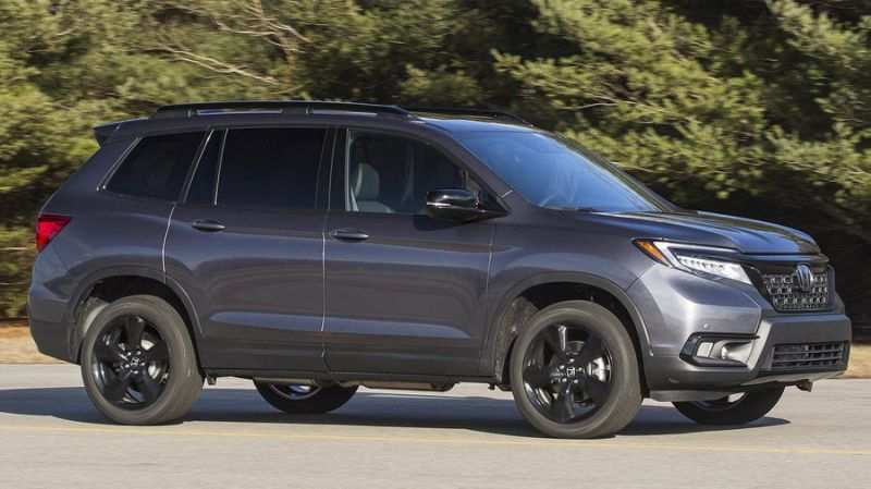 23 New Honda Passport 2020 Price Performance