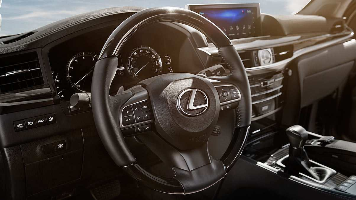23 New Lexus Lx 2019 Interior Review