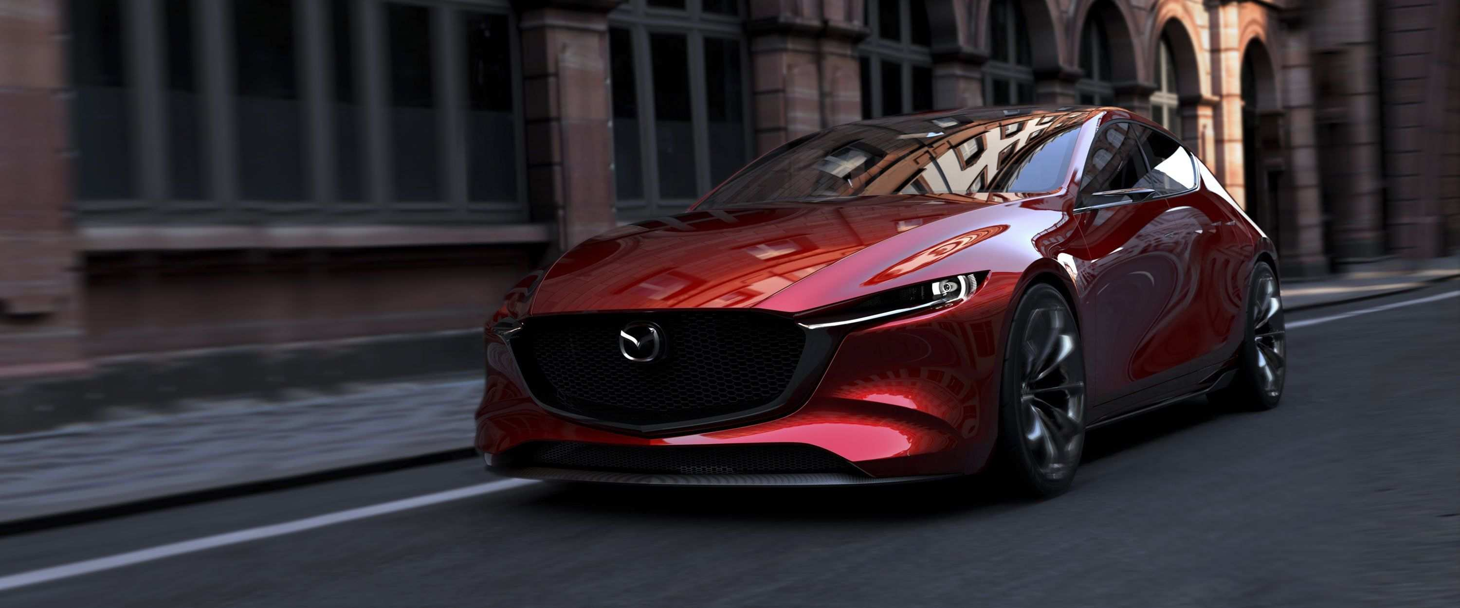 23 New Mazda Electric 2020 Concept