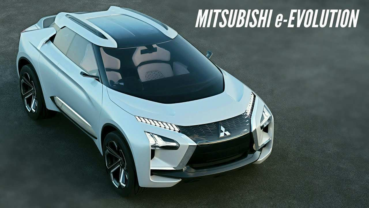 23 New Mitsubishi Electric Vehicle 2020 Release Date