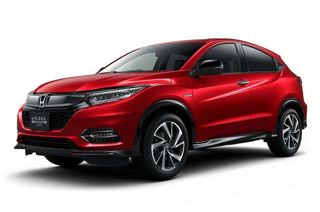23 New Next Generation Honda Hrv 2020 Redesign