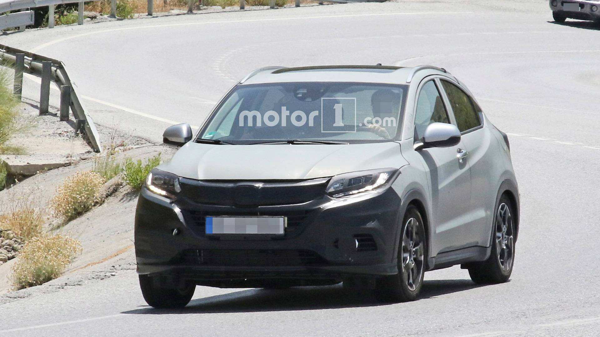 23 New Next Generation Honda Hrv 2020 Spesification