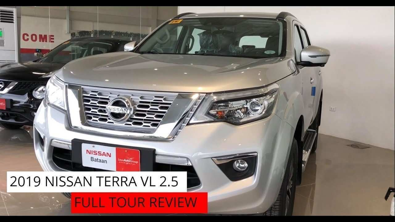 23 New Nissan Terra 2019 Philippines Photos