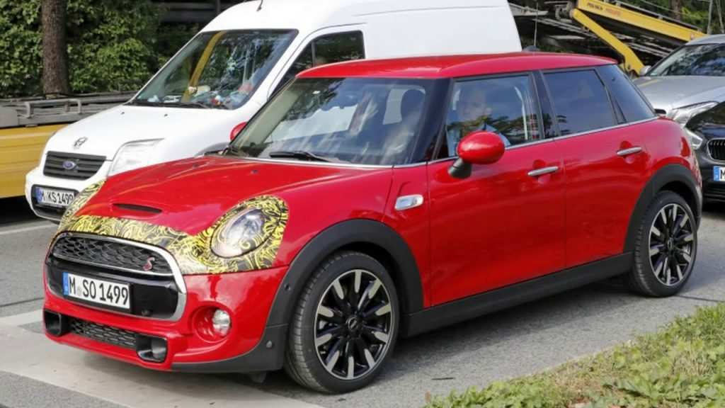 23 New Spy Shots Mini Countryman History