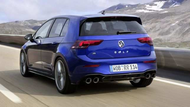 23 New Volkswagen Golf R 2020 New Model And Performance