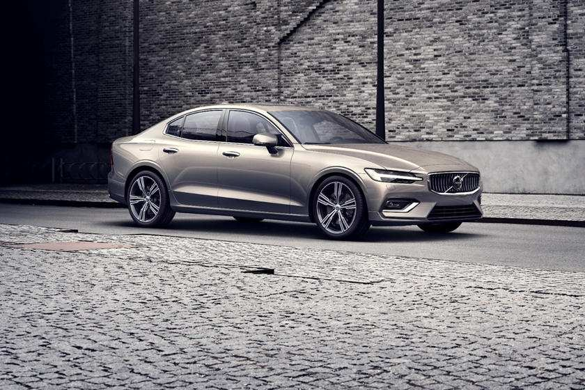 23 New Volvo S60 2019 Hybrid Redesign