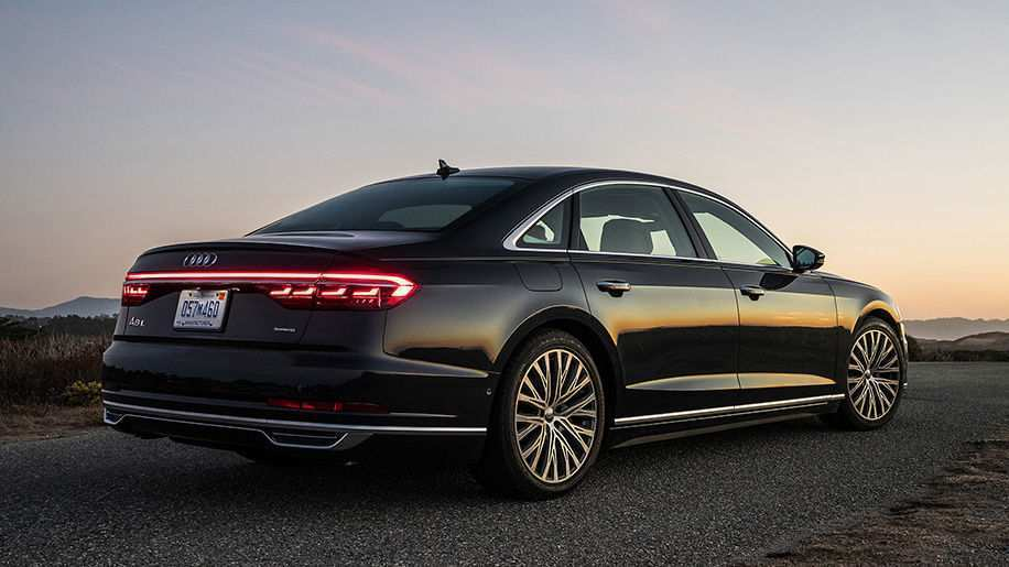 23 The 2019 Audi A8 L In Usa Model