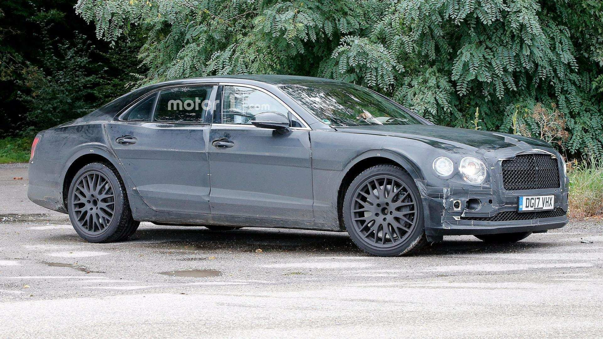 23 The 2019 Bentley Flying Spur History