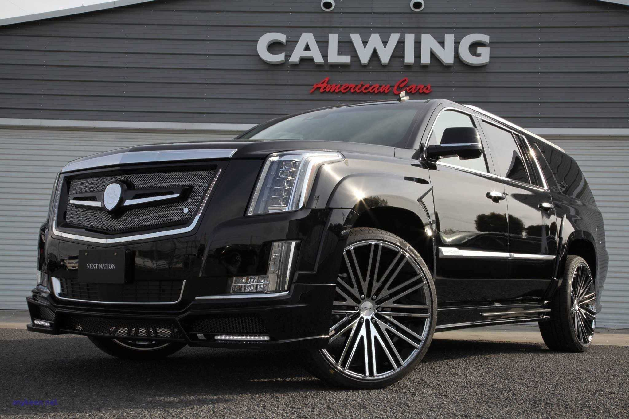 23 The 2019 Cadillac Deville Style