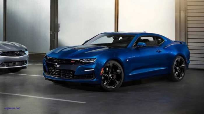 23 The 2019 Chevy Monte Carlo Interior